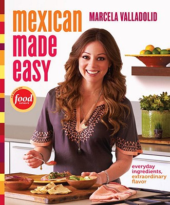 Mexican Made Easy By Valladolid, Marcela